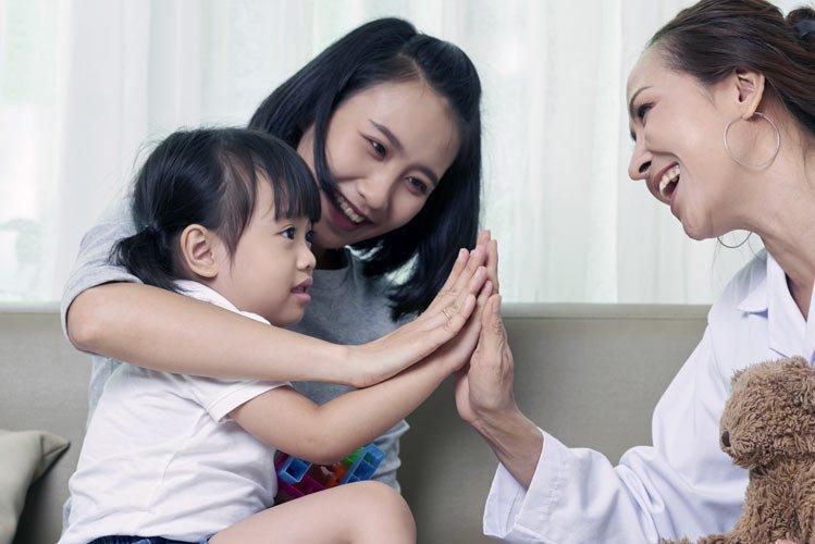 Our Pediatric Services